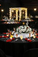 Crystal City Wedding & Party Center, Corning, NY, Finger Lakes Region, NY, Parties, Weddings and Events