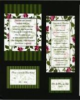 The Crafting Cottage, Corning, NY, Finger Lakes Region, NY, Wedding Invitations & Bridal Accessories