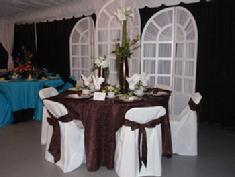 Linens & Chair Covers, Crystal City Wedding & Party Center, Corning, NY